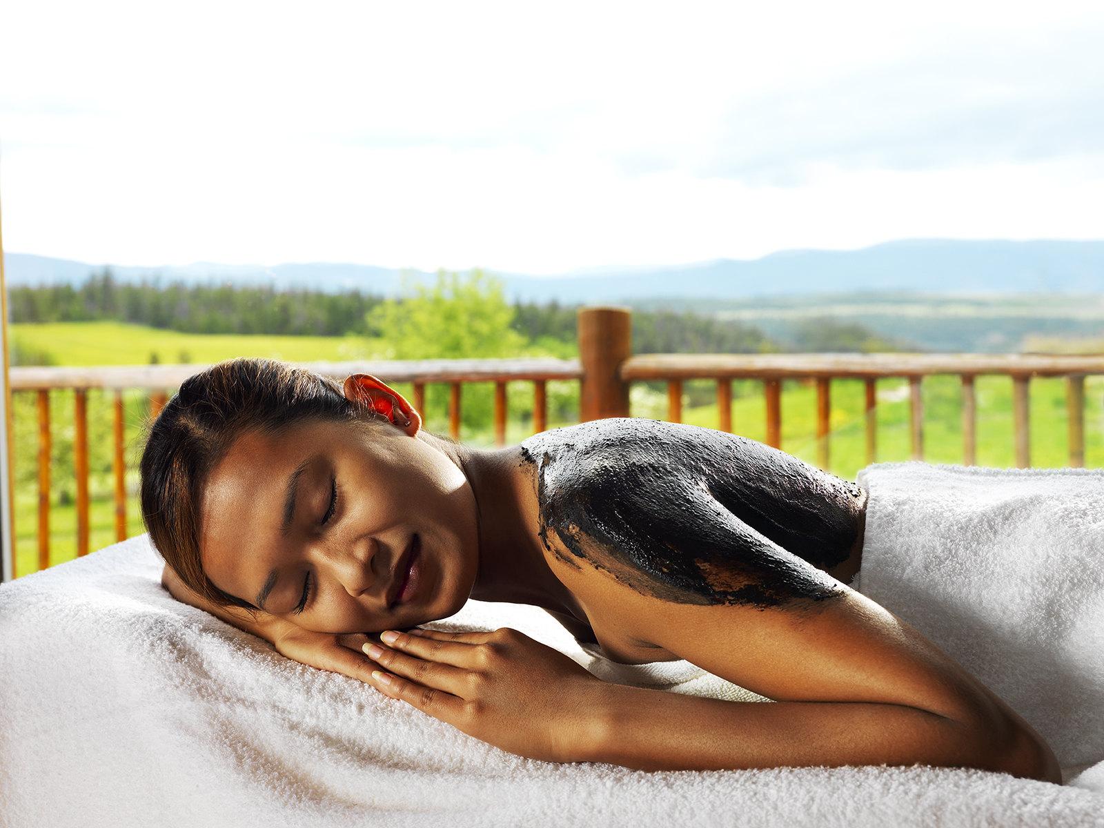 spa therapies at Echo Valley Ranch & Spa